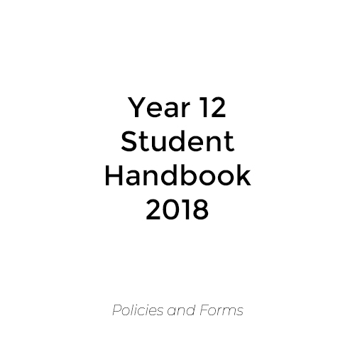 2019-2020 Stage 6 Curriculum and Assessment Handbook